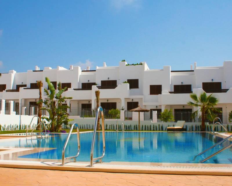 Lägenhet - Nybyggnad - San Juan de Los Terreros - Mar de Pulpi