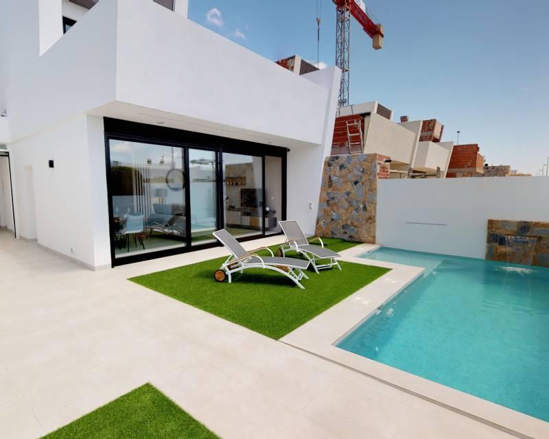 Villa - Neubau - San Pedro del Pinatar - Res. Entremares Premium Villas Deluxe