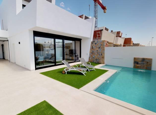 Villa - New Build - San Pedro del Pinatar - Res. Entremares Premium Villas Deluxe