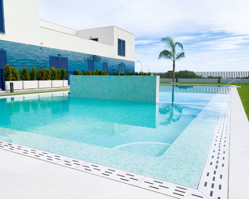 Appartement - Nieuw gebouw - Playa Flamenca - Res. Turquesa del Mar