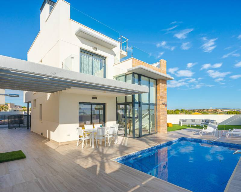 Villa - New Build - Cabo Roig - Lomas de Cabo Roig