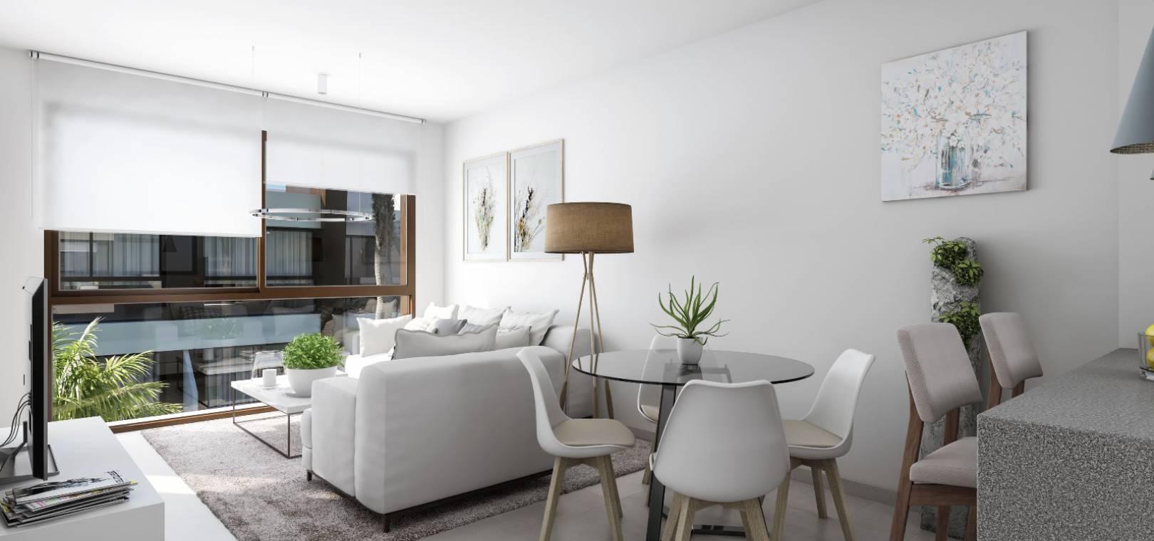 New Build - Apartment - San Pedro del Pinatar - Res. Belich