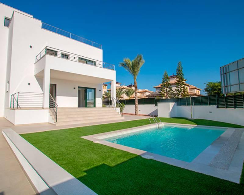 Villa - Neubau - La Marina - El Pinet
