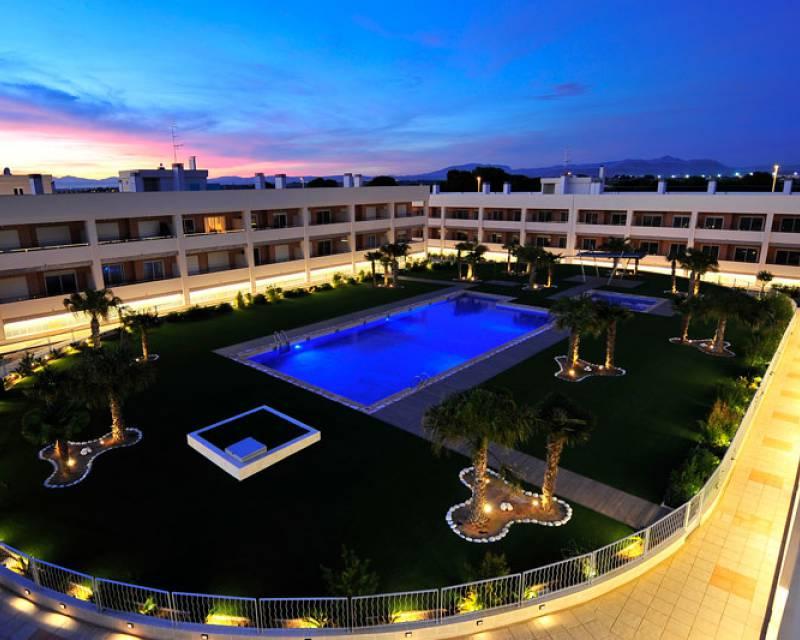 Apartment - New Build - Gran Alacant - Res. Bahia