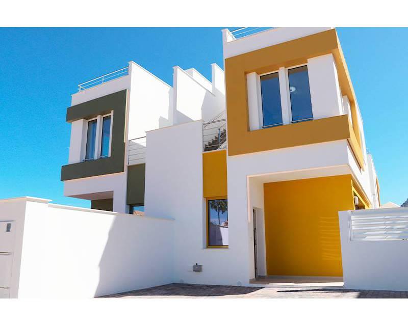 Maison jumelée - Nouvelle construction - Denia - Res. Tossal Gross