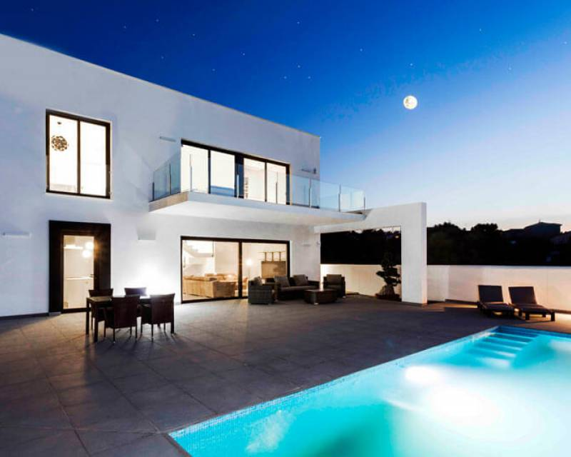 Villa - Nouvelle construction - Denia - Res. Tossal Gross