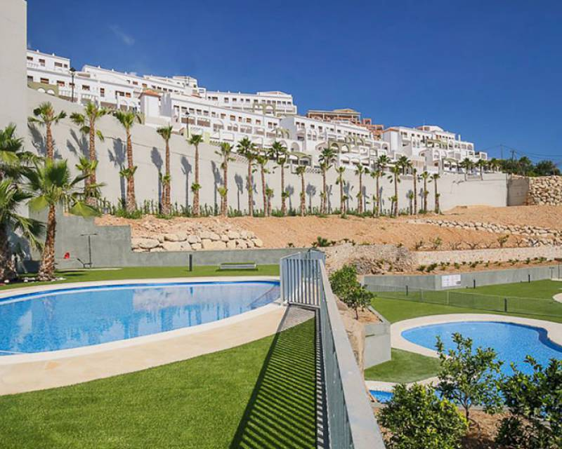 Lägenhet - Nybyggnad - Gandia - Res. Xeresa del Monte