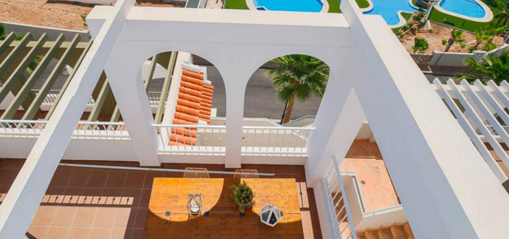 New Build - Apartment - Gandia - Res. Xeresa del Monte