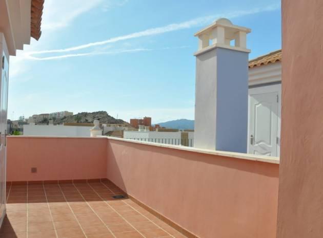 New Build - Townhouse - San Juan de Los Terreros - Mar de Pulpi