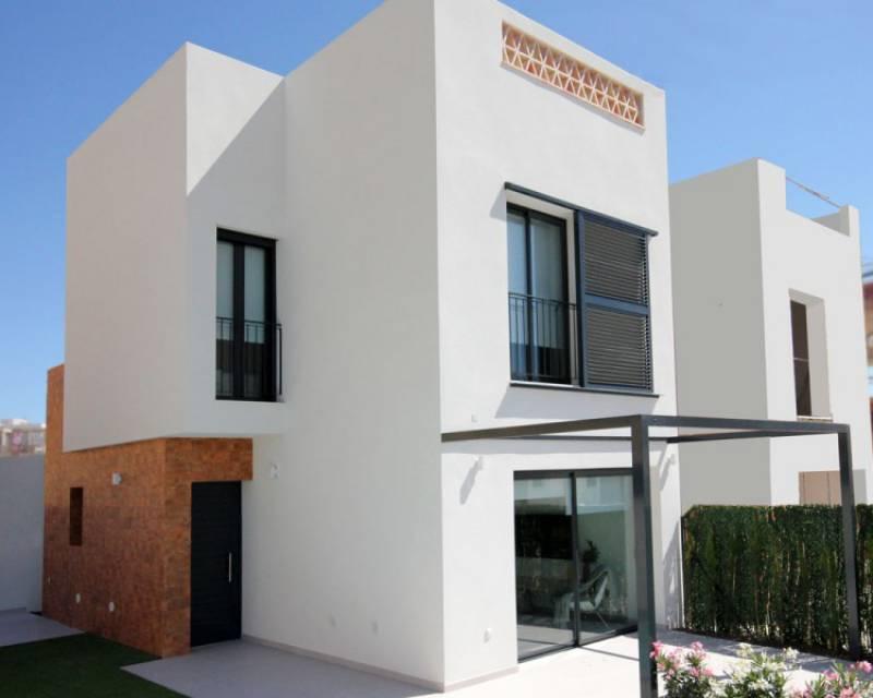 Villa - Nybyggnad - Benijofar - Villas Bijoux