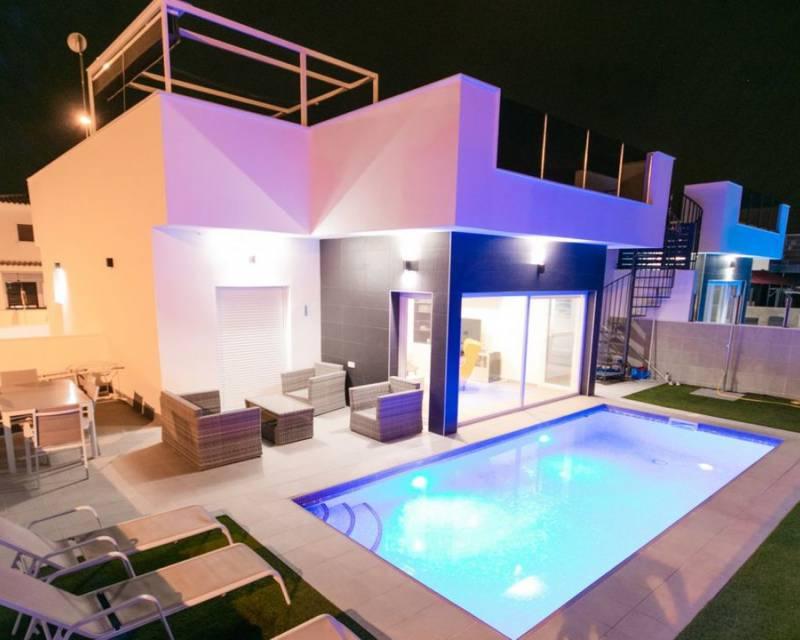 Villa - Nouvelle construction - Daya Nueva - Daya Nueva
