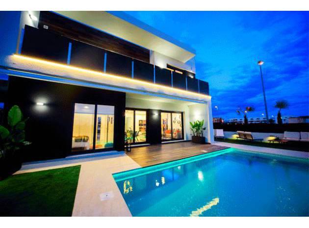 Villa - New Build - Cabo Roig - Lomas de Cabo Roig
