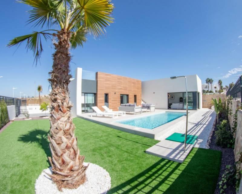 Villa - Nouvelle construction - Algorfa - La Finca Golf Resort