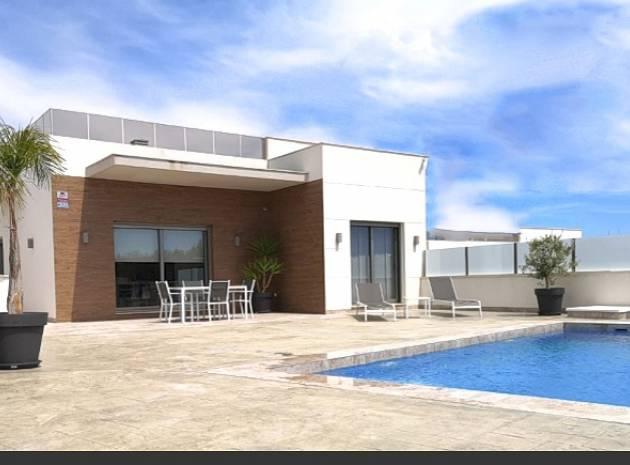 Villa - Nybyggnad - San Miguel de Salinas - La Canada