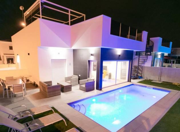 Villa - Nieuw gebouw - Daya Nueva - Daya Nueva