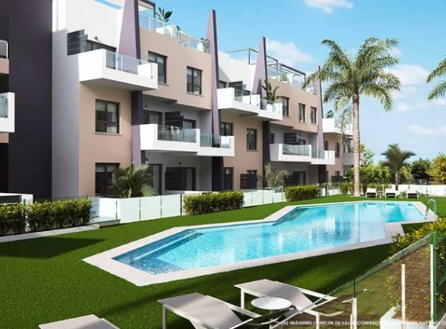 Lägenhet - Nybyggnad - Mil Palmeras - Res. Bianca Beach