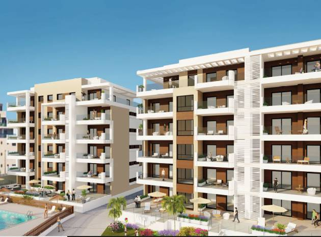 Apartment - New Build - Torre de la Horadada - Res. Pintor Antonio Lopez