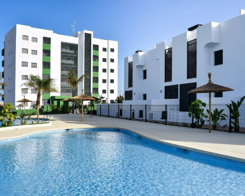 Appartement - Nouvelle construction - Mil Palmeras - Beachside Mil Palmeras
