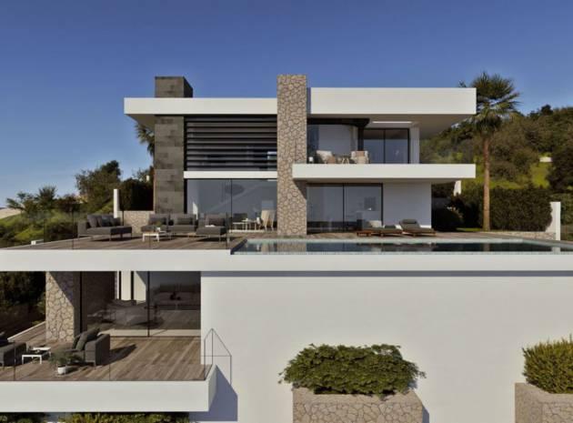 Villa - Nybyggnad - Cumbre del Sol - Cumbre del Sol