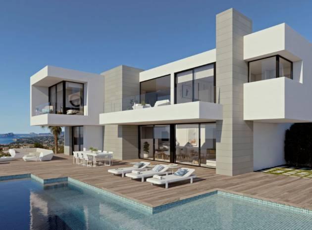 Villa - New Build - Cumbre del Sol - Cumbre del Sol