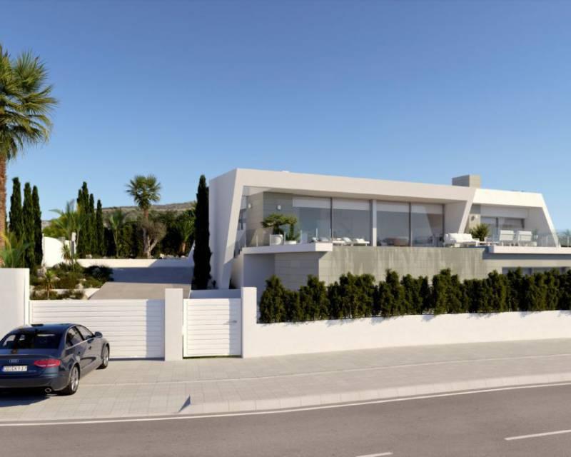 Villa - Nouvelle construction - Cumbre del Sol - Cumbre del Sol