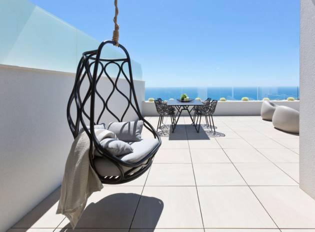 Lägenhet - Nybyggnad - Cumbre del Sol - Cumbre del Sol