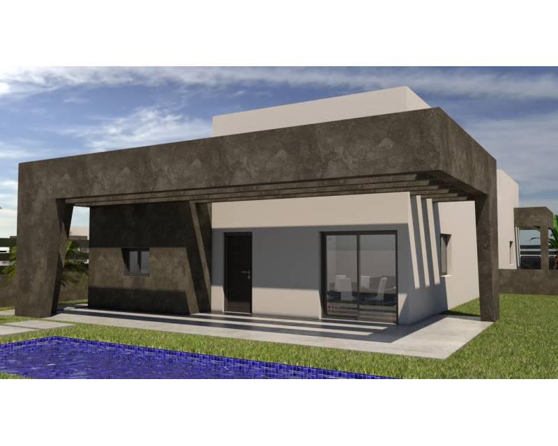 Villa - Nybyggnad - Fortuna - Balneario De Fortuna