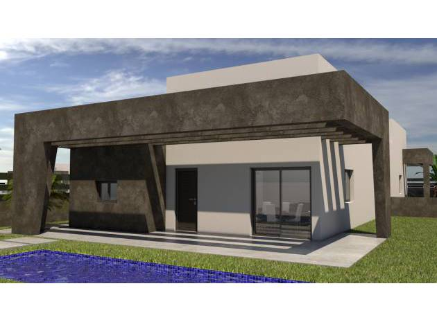 Villa - New Build - Fortuna - Balneario De Fortuna