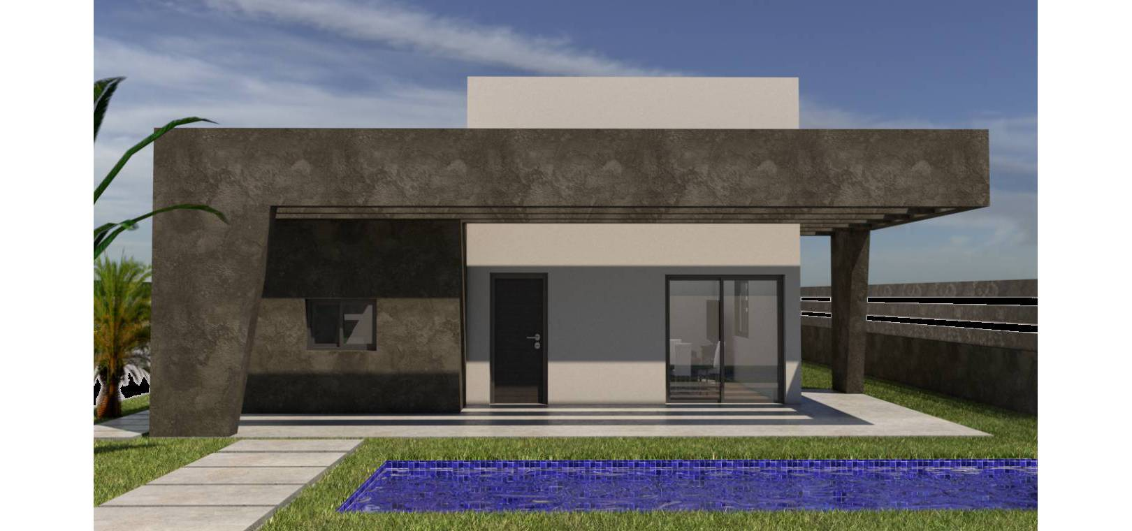 New Build - Villa - Fortuna - Balneario De Fortuna