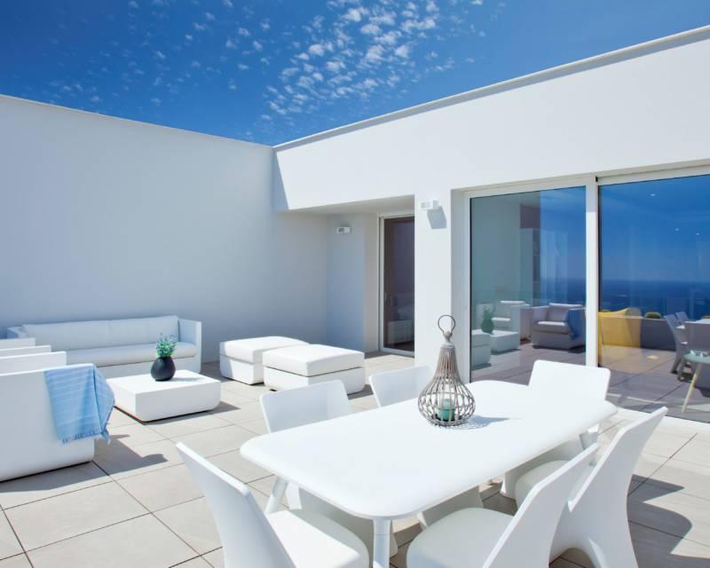 Apartment - New Build - Benitachell - Cumbre del Sol