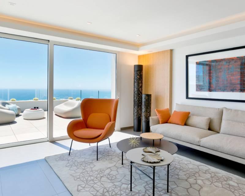 Lägenhet - Nybyggnad - Benitachell - Cumbre del Sol