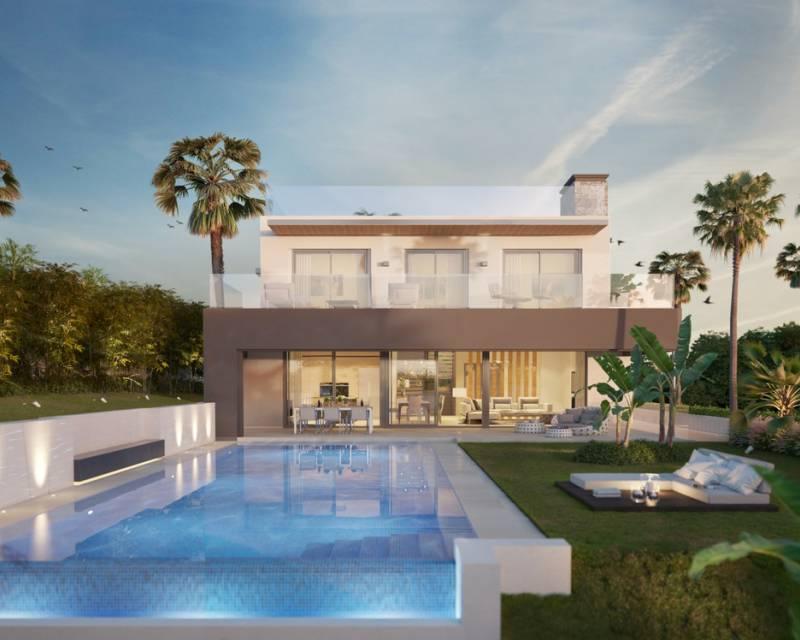 Villa - Nybyggnad - Nueva Andalucia - Nueva Andalucia