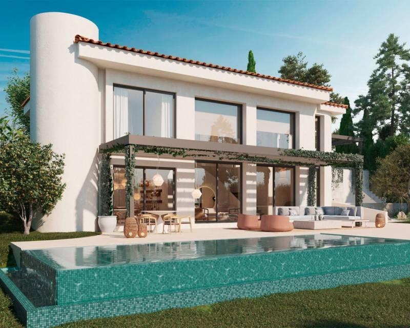 Villa - New Build - Guadalmina Alta - Guadalmina Alta