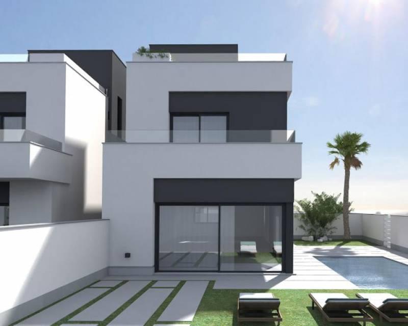 Villa - Nouvelle construction - Villamartin - Res. Lavista Boulevard