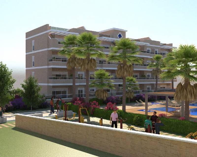 Lägenhet - Nybyggnad - Villamartin - Los Dolses
