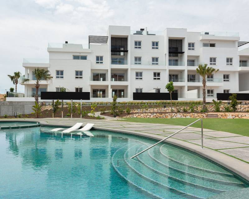 Apartment - New Build - Punta Prima - Res. Bali