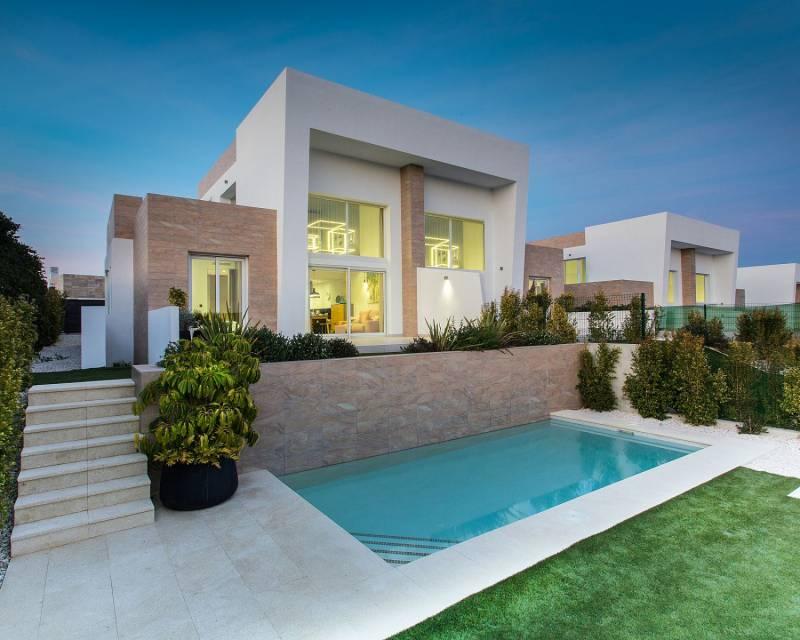 Semi Detached House - New Build - Algorfa - La Finca Golf Resort