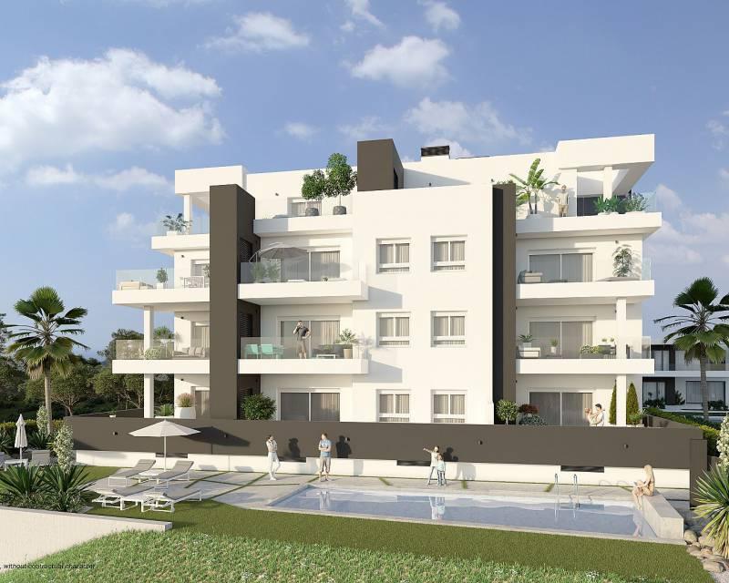 Lägenhet - Nybyggnad - Villamartin - La Fuente
