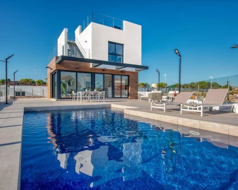 Villa - New Build - Algorfa - La Finca Golf Resort