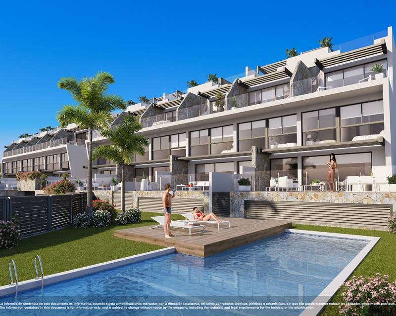 Appartement - Nouvelle construction - Guardamar del Segura - royal park