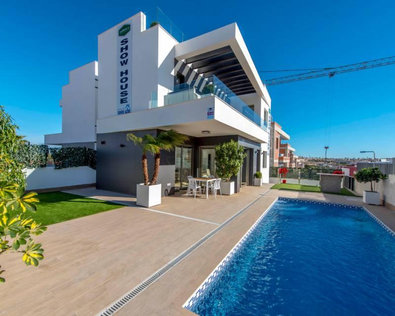 Villa - Nybyggnad - Algorfa - La Finca Golf Resort