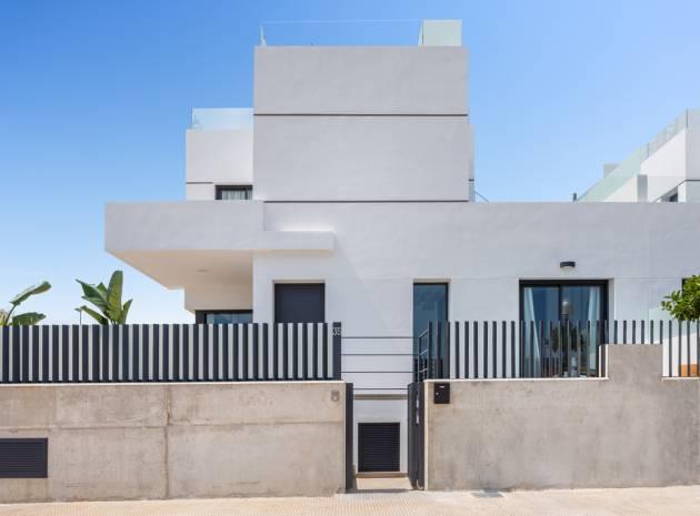 Maison jumelée - Nouvelle construction - Dolores - Residencial Paris