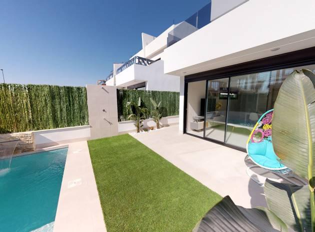 Semi Detached House - New Build - San Pedro del Pinatar - Res. Entremares Premium Villas Deluxe