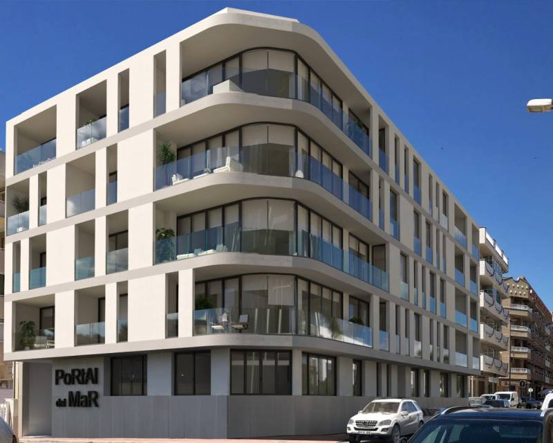 Appartement - Nouvelle construction - Guardamar del Segura - Res. Miramar Home