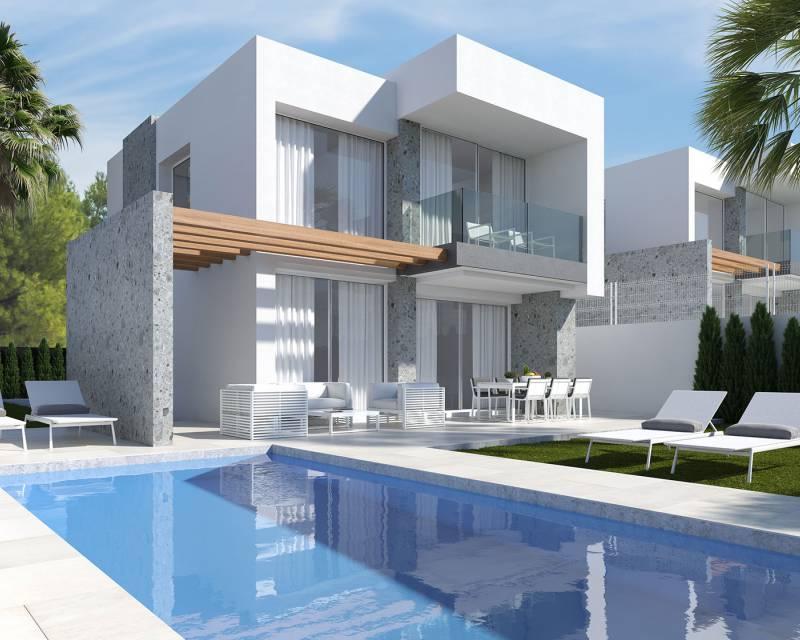 Villa - Nybyggnad - Finestrat - Sierra Cortina