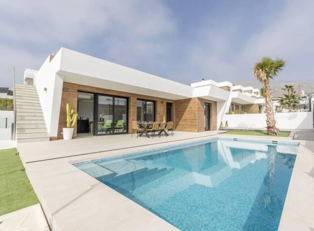 Villa - New Build - Finestrat - Campana Garden