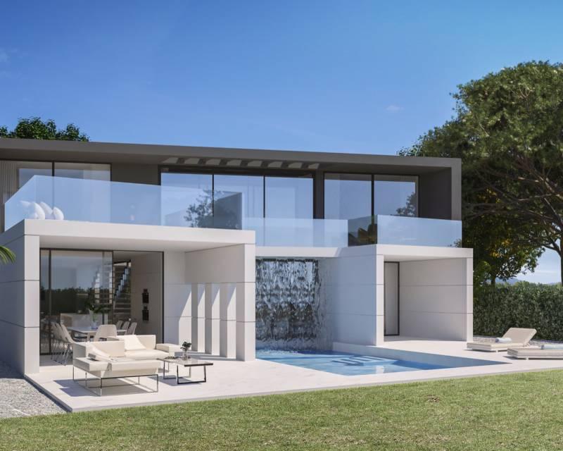 Villa - Nieuw gebouw - San Javier - Altaona Golf & Country Village