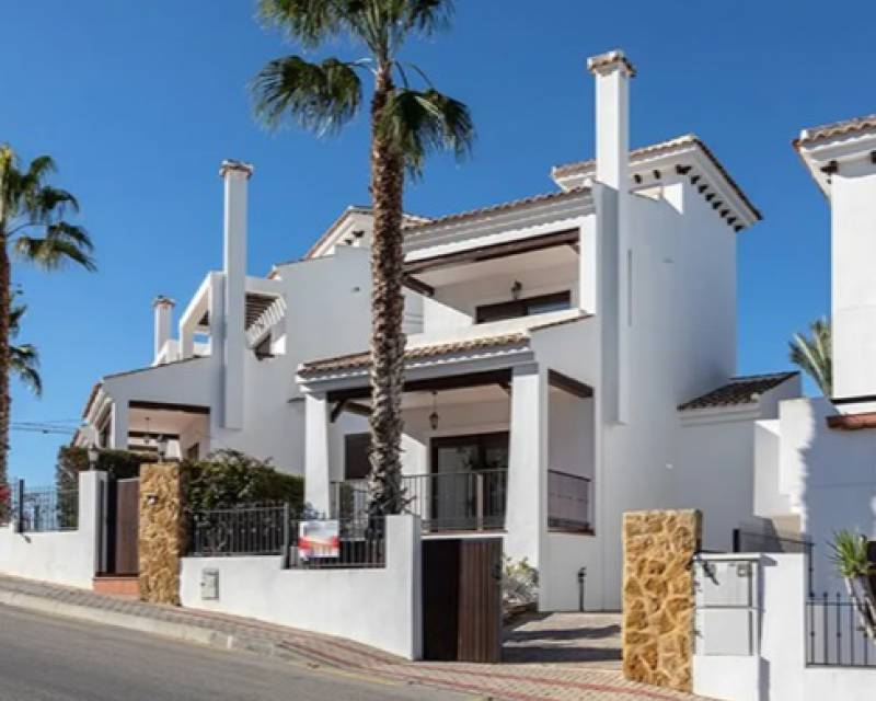 Half vrijstaand huis - Nieuw gebouw - Algorfa - La Finca Golf Resort