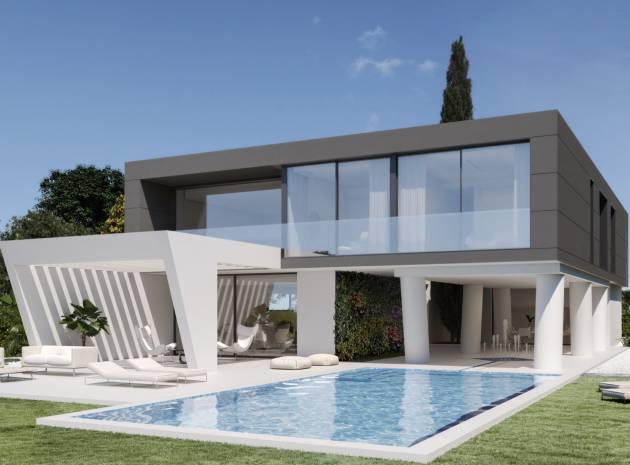 Villa - New Build - San Javier - Altaona Golf & Country Village