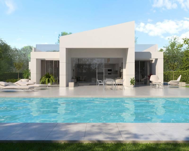 Villa - Nybyggnad - San Javier - Altaona Golf & Country Village